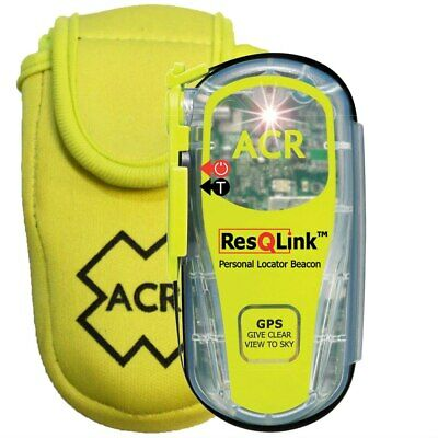 NEW ACR ACR ResQLink PLB # Free Express Postage