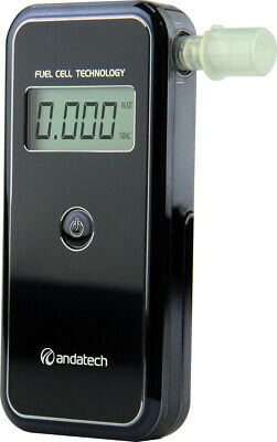 NEW ANDATECH Breathalyser Alcohol Andatech Alcosense Stealth AL9000