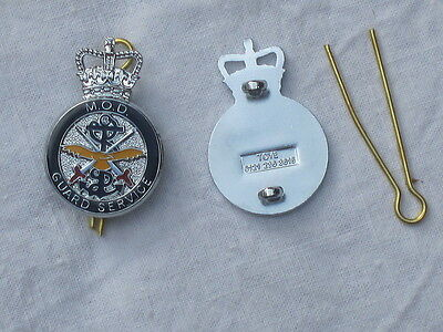 MOD Guard Service, Collar badges,Kragenabzeichen,Ministry of Defence