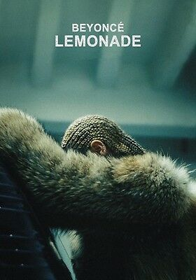 BEYONCE Lemonade: The Visual Album PHOTO Print POSTER HBO Formation Tour 2016 11