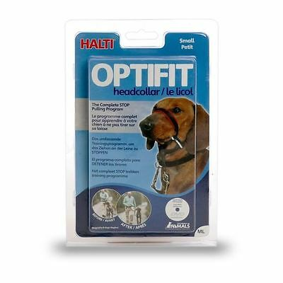 Halti Optifit Headcollar with DVD and Training Guide Small