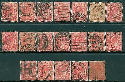 Great Britain Sg-219, Scott # 128 Used, 28 Stamps, Read, Great Price!