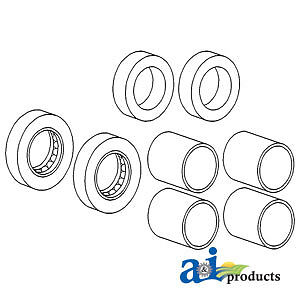 ford pto shaft dust cover cap 8n 9n 2n naa 600 3000 4000 4 cyl many 2019 Ford Explorer Platinum a sbbskit02 massey ferguson parts spindle bush brg seal kit 150 165