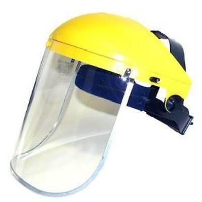 Futuris Clear Safety Face Shield & Visor Ce En Tested Grinding Protection Prote