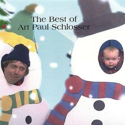 Art Paul Schlosser - Best of Art Paul Schlosser [New CD]