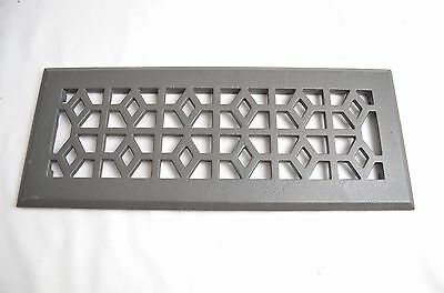 Signature Hardware Antique Style Cast Iron Floor Register