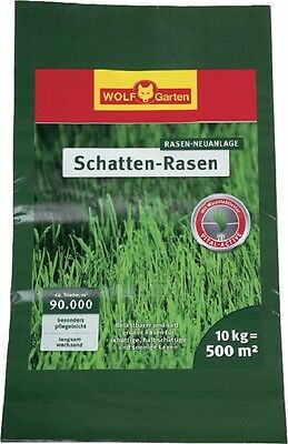 MTD Shadow grass SCR 500, by Wolf Garten, Lawn seed for 500 m²