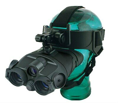 Yukon 1X24 Tracker Night Vision Binocular with Head Gear Kit