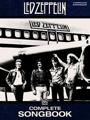 Led Zeppelin: Complete Songbook by Carole Cuellar Paperback Book (English)