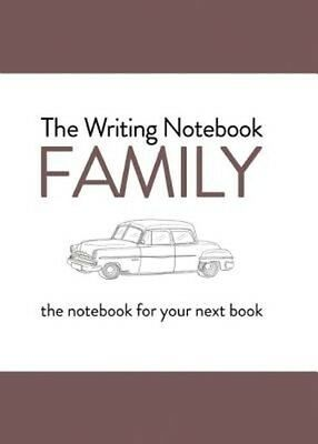 The Writing Notebook: Family by Shaun Levin Paperback Book (English)
