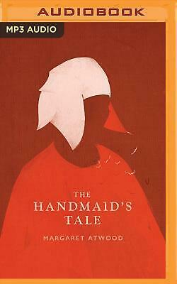 The Handmaid's Tale by Margaret Atwood (English) MP3 CD Book Free Shipping!