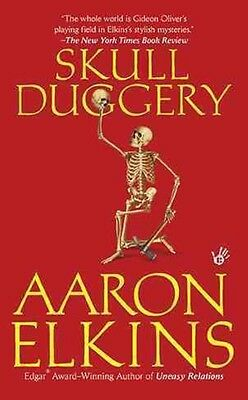 Skull Duggery by Aaron Elkins Mass Market Paperback Book (English)