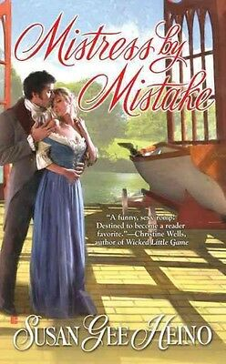 Mistress by Mistake by Susan Gee Heino Mass Market Paperback Book (English)