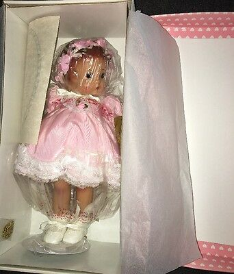 Effanbee Doll Classics Series V715 PATSY in Original Box with Accessories