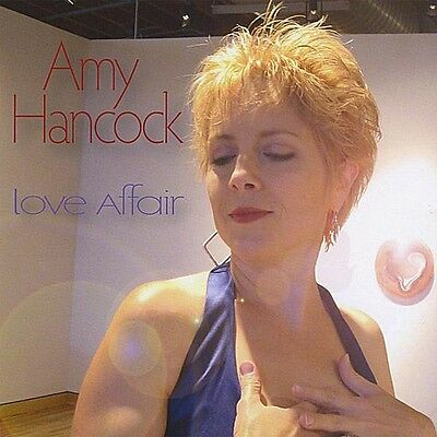 Amy Hancock - Love Affair [New CD]