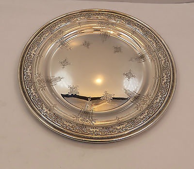 SEVILLE by Towle Sterling Silver Bread & Butter  Plates  - 6 Available