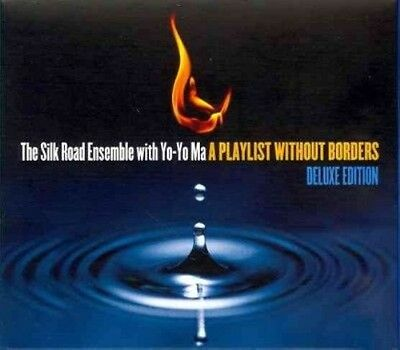 Playlist Without Borders - Road Ensemble Silk Compact Disc