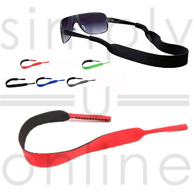 Twin Packs Glasses Lanyard Neck Cord Sunglasses Strap Sports Neoprene Swimming