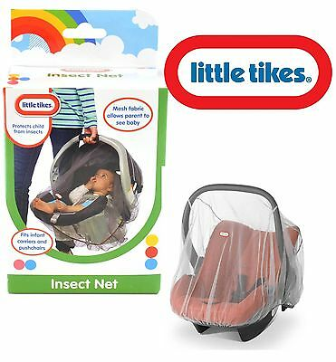 Little Tikes Insect Net Pushchair Stroller Car Seat Carry Cot
