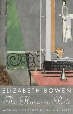 The House in Paris by Elizabeth Bowen Paperback Book (English)