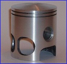 KIT SET PISTON PISTONE PISTONS FASCE GILERA 125 RX-RV-Arizona 1985 Cil.Nickel