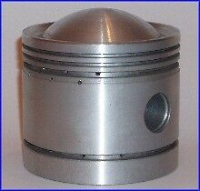 Kit Set Piston Pistone Pistons Con Fasce Gilera 500 4T Mercurio 1958