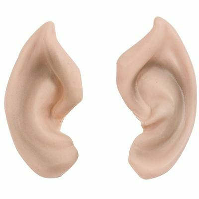 Star Trek Vulcan Spock Ears Fancy Dress Costume Accessory
