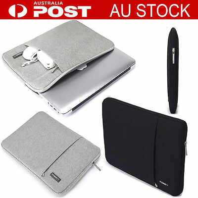 "11-15.6"" Laptop sleeve carry bag Case pouch for DELL ACER HP IBM LENOVO HASEE"