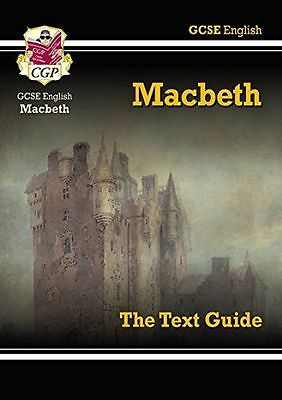 GCSE English Shakespeare Text Guide - Macbeth - 1841461164