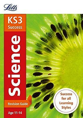 KS3 Science: Revision Guide (Letts KS3 Revision Success - New - 1844197638
