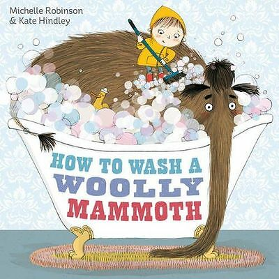 How to Wash a Woolly Mammoth - 0857075802
