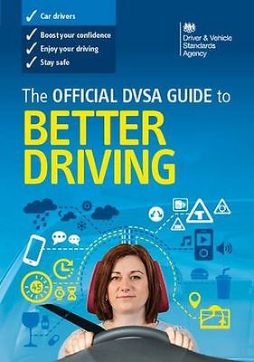 DVSA Official 2015 Guide to Better Driving Book - 0115532935