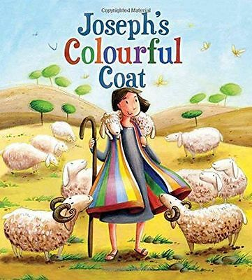 My First Bible Stories Old Testament: Joseph's Colourful Coat - 1848358938