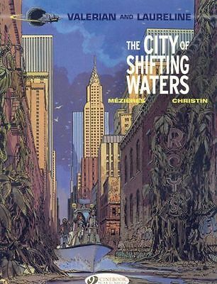 Valerian Vol.1: The City of Shifting Waters - 1849180385
