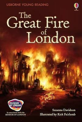 The Great Fire of London (Young Reading Series Two) - 1409581020