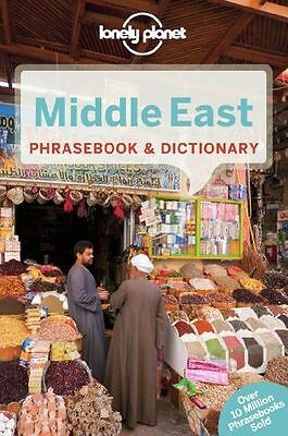 Lonely Planet Middle East Phrasebook & Dictionary - 1741791391