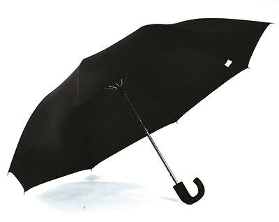 SONU Umbrella- Black Automatic Compact Travel Auto Open for Men and Women