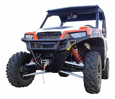 MudBusters FRONT & REAR Mud Flap Fender Extensions for Polaris General 1000