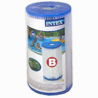 18' Intex Swimming Pool Replacement Filter Cartridge SummerPool Pump WaterFilter