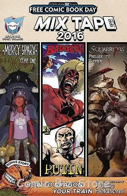 Mixtape Devils Due Fcbd Free Comic Book Day 2016