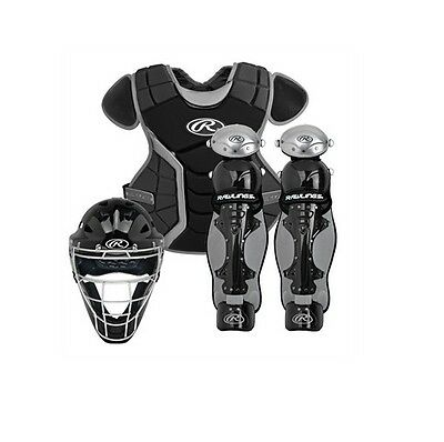 Rawlings Renegade baseball catcher youth full equipment set ages 9 and under new