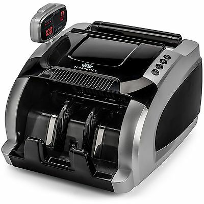 Professional Money Currency Cash Counter Counting Machine Bank Sorter Bill Bills