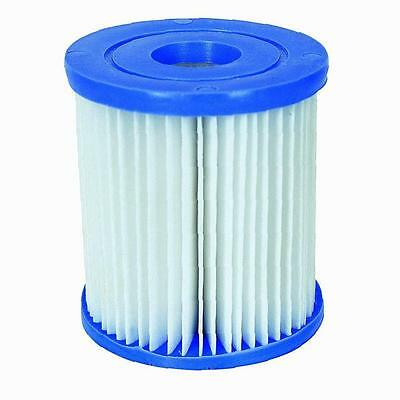 Bestway Size I Filter Cartridge Twin Pack Replacement 330gal Pool Pumps Filters