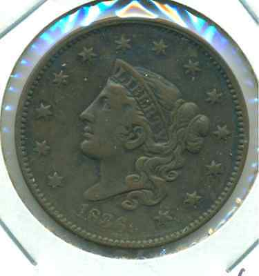 Xf 1836 Large Cent