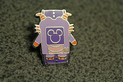 Disney Pin Magicbands Figment Purple Character Epcot 2014 Hidden Mickey Series