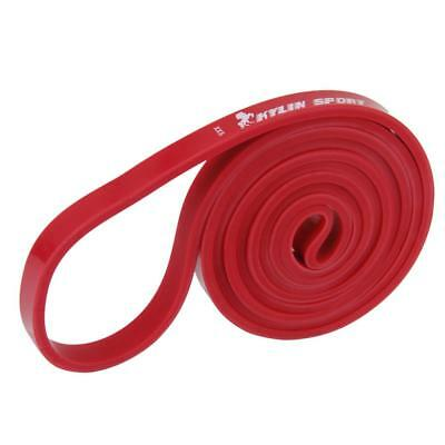 Tension Resistance Stretch Band Exercise Loop for Gym Home Fitness 15-35 lb
