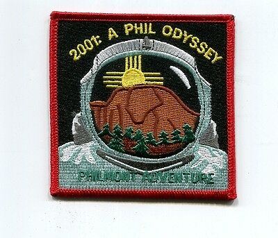 Patch From Philmont- 2001 Adventure