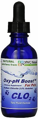 NWC Naturals Oxy-pH Boost™ for Pets Sodium Chlorite Solution