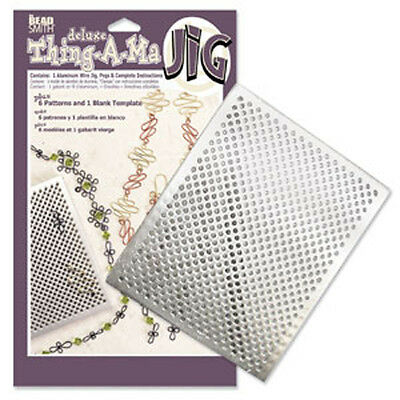 Beadsmith THING-A-MA JIG DELUXE (T3-JIG100) for DIY Jewelry