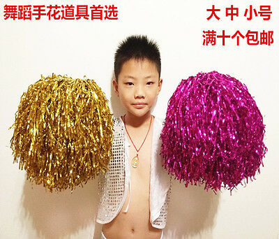 Cheerleading Team Sports A Festive Dance Party Equipment Sporting Goods One Pair